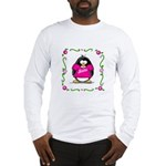 Mom Penguin Long Sleeve T-Shirt