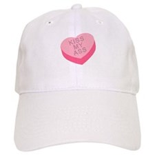 ANTI Valentine KISS MY ASS Baseball Cap