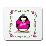 Mom Penguin Mousepad