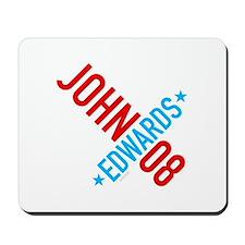John Edwards 08 Mousepad