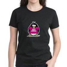 Hot Momma Penguin Tee
