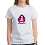Hot Momma Penguin Women's T-Shirt