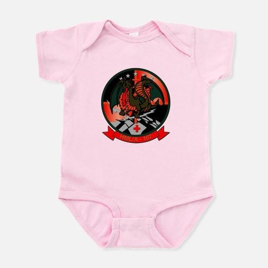 USMC - HMLA - 167 Infant Bodysuit