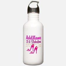 21 YR OLD DIVA Water Bottle