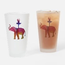 Ballet themed Drinking Glass