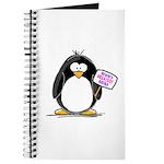 World's Greatest Mom Penguin Journal