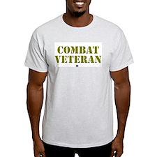 COMBAT VETERAN T-Shirt