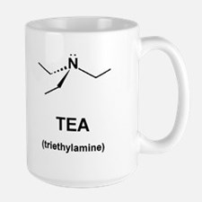 TEA Triethylamine 2 sided mug Mugs