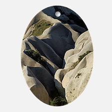 Cappadocia013 Oval Ornament