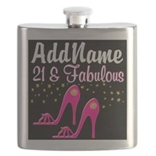 AWESOME 21ST Flask