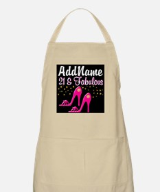 AWESOME 21ST Apron