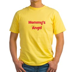 Mommy's Angel - Pink T