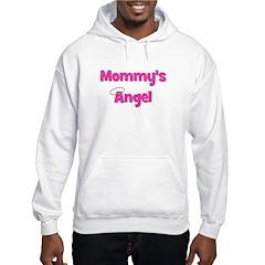 Mommy's Angel - Pink Hoodie