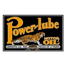 PowerLube Decal