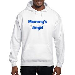 Mommy's Angel - Blue Hoodie