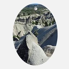 Cappadocia023 Oval Ornament