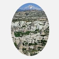 Cappadocia024 Oval Ornament