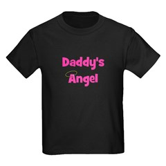 Daddy's Angel - Pink T