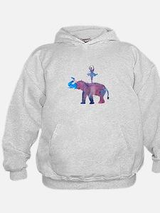 Elephant and ballerina Sweatshirt