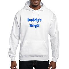 Daddy's Angel - Blue Hoodie