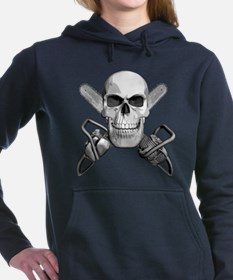 skull_chainsaws.png Hooded Sweatshirt