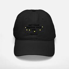 Burpee Face Baseball Hat