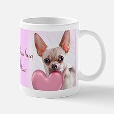 Chihuahua Mom dog Mugs