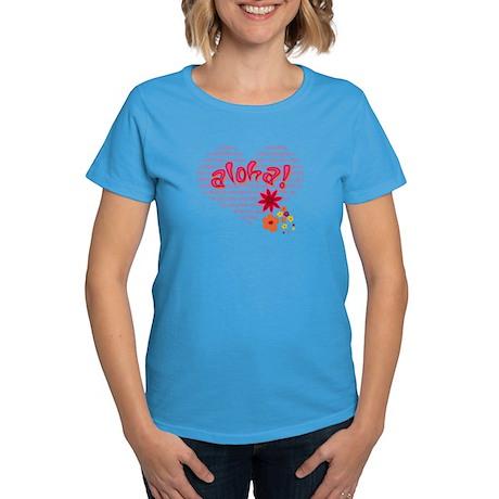 Aloha Women's Dark T-Shirt