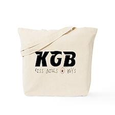 KGB Tote Bag