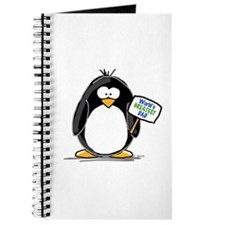 World's Greatest Dad Penguin Journal