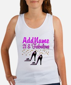 21ST SHOE DIVA Women's Tank Top