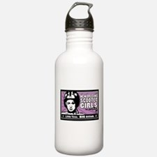 NOSG Helmet Girl Water Bottle