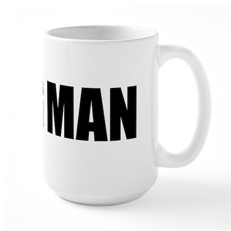 WING MAN Large Mug