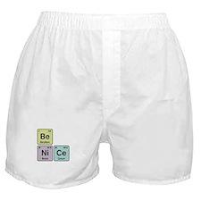 Be Nice - Be Ni Ce Boxer Shorts