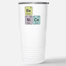 Be Nice - Be Ni Ce Travel Mug