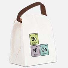 Be Nice - Be Ni Ce Canvas Lunch Bag