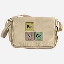 Be Nice - Be Ni Ce Messenger Bag