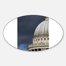 Super! St pauls Cathedral London Pr Decal