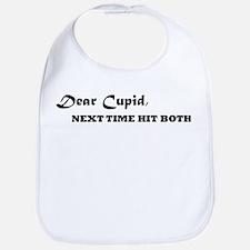 Dear Cupid Bib