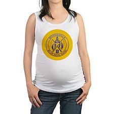 BHS Band Logo Maternity Tank Top
