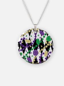 Mardis Gras Beads Necklace