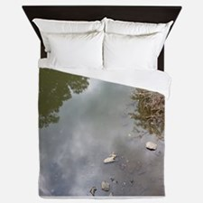 Muddy Water Queen Duvet