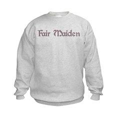 Fair Maiden Sweatshirt