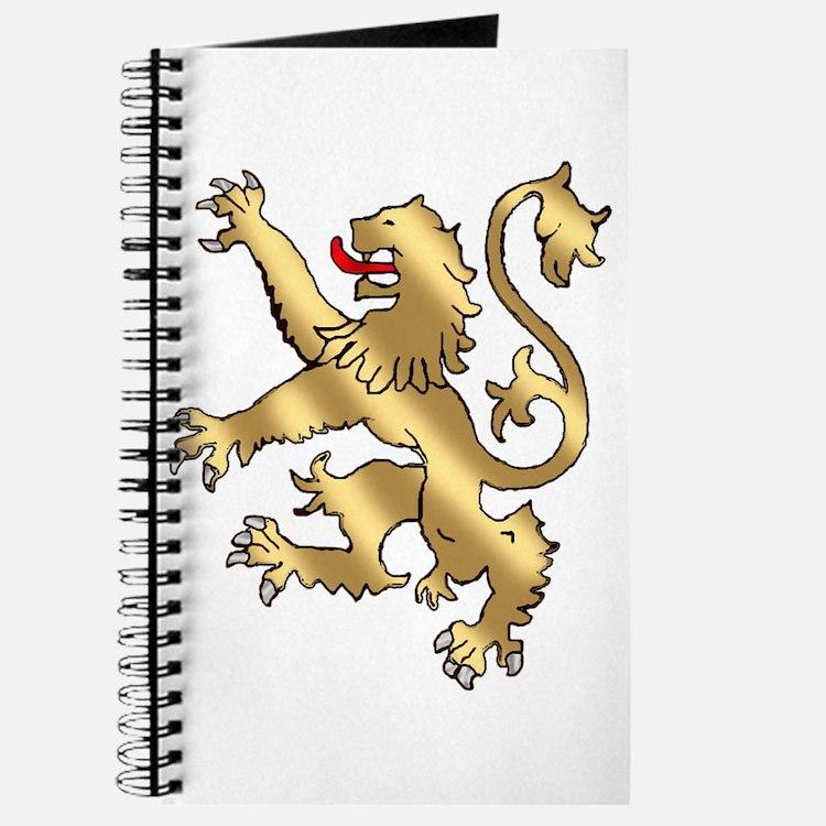 English Lion Rampant