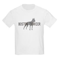 boston terrier dogs T-Shirt