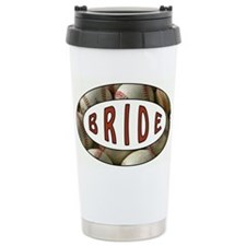 BASEBALL BRIDE Travel Mug