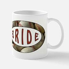 BASEBALL BRIDE Mugs