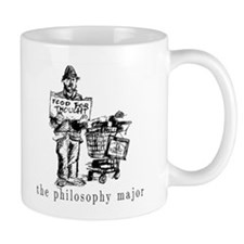 Philosophy Major Mug