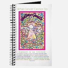 Spring Heart Cancer Angel Journal