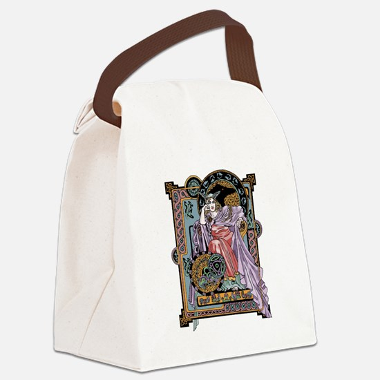 Corbie Queen Canvas Lunch Bag